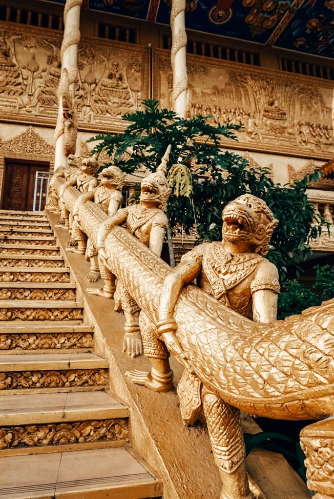 Golden Temple Phnom Penh