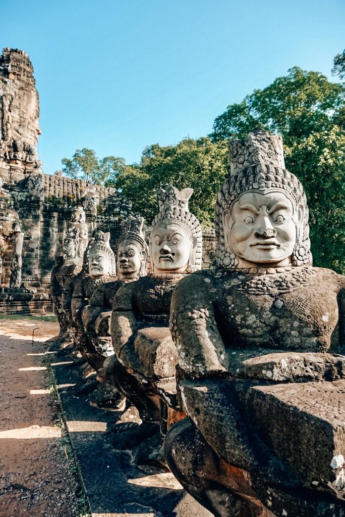 Angkor Wat tempel, Siem Reap