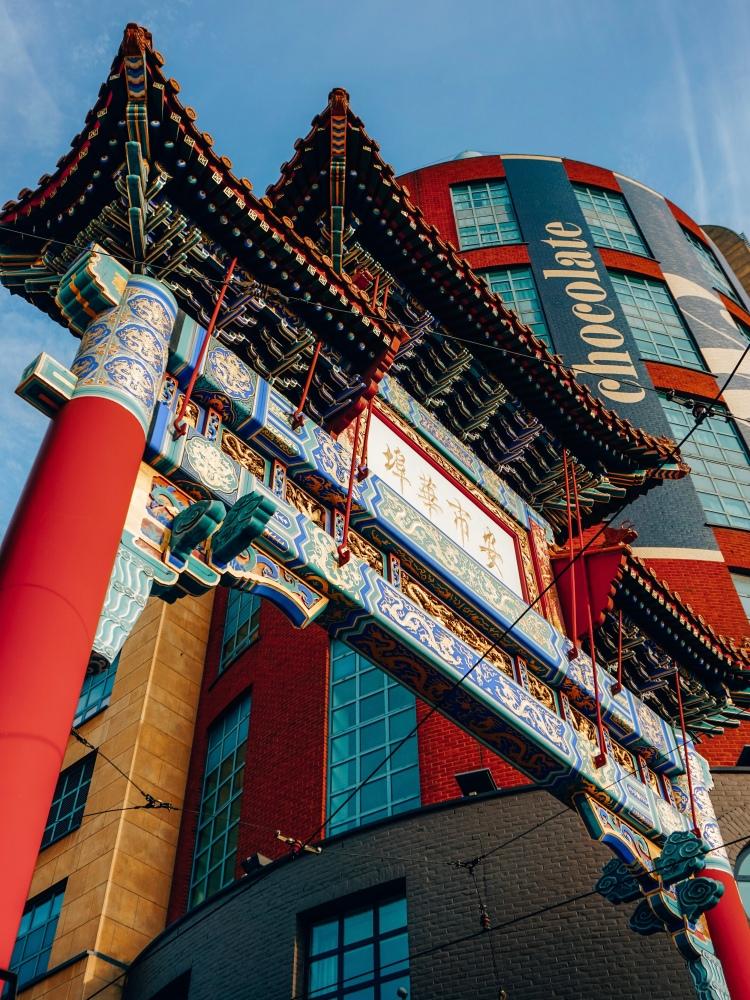 China town Antwerpen