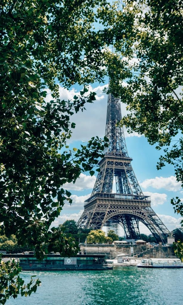 Eiffeltoren van Parijs, Frankrijk