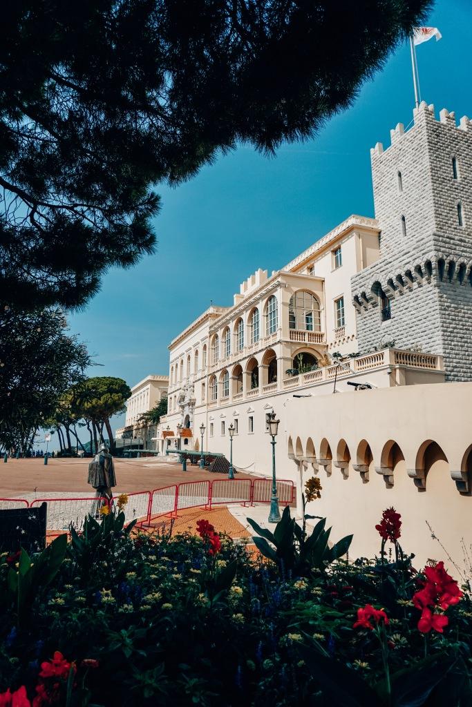 Prinselijk Paleis Monaco