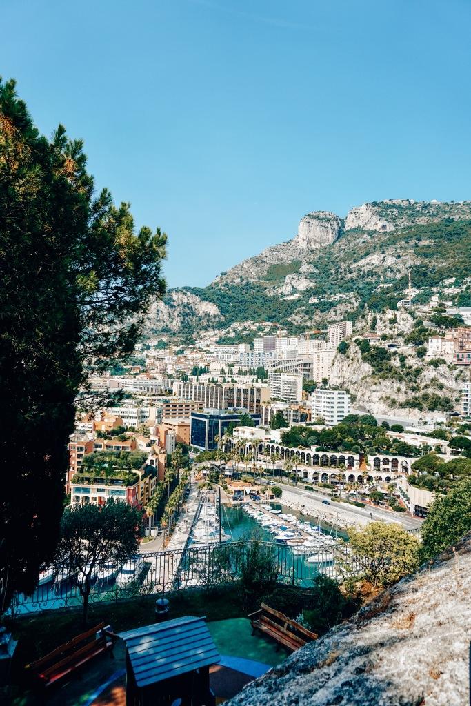 Viewpoint Prinselijk Paleis Monaco