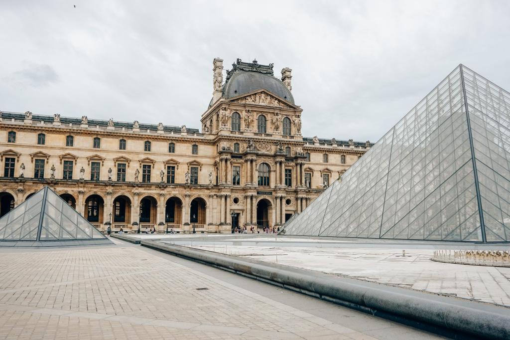 Museum Louvre Parijs